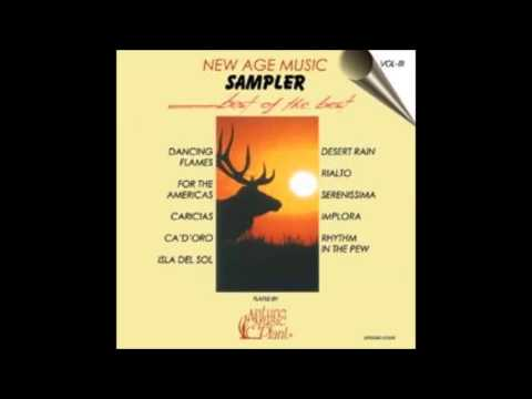 Rhythm In The Pew - New Age Music Sampler Vol. 3