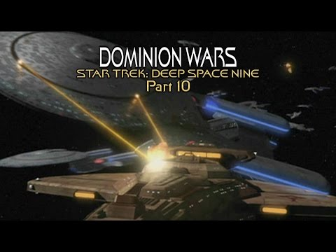 Star Trek Deep Space Nine: Dominion Wars (Föderation) Part 10 (Finale)
