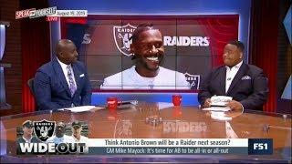 SPEAK for YOURSELF | Whitlock DEBATE: Think Antonio Brown will be a Raiders next season?