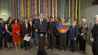 Local Leaders Offer Support for Equality Act During San Diego Pride