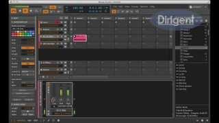 BITIG STUDIO内蔵EQ-DJの使用方法