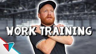 Boring workplace Trust Training  Work Training