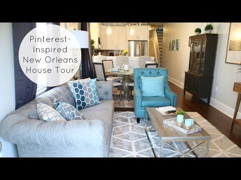 Pinterest-Inspired New Orleans House Tour