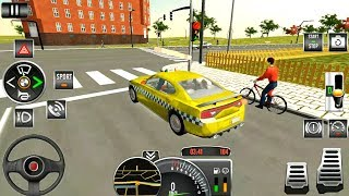 Taxi Simulator 2019 - Taxi Driver 3D - Android Gameplay FHD