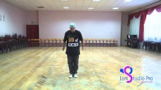 Видео уроки танцев / Варианты движений урок 4/ dance video class