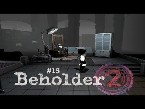 Beholder 2 Прохождение - Ужасы 12 этажа - Выпуск 15