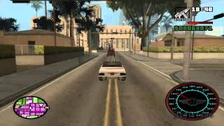 GTA San Andreas Gameplay ITA- Finale Missione 96 (End of the line)
