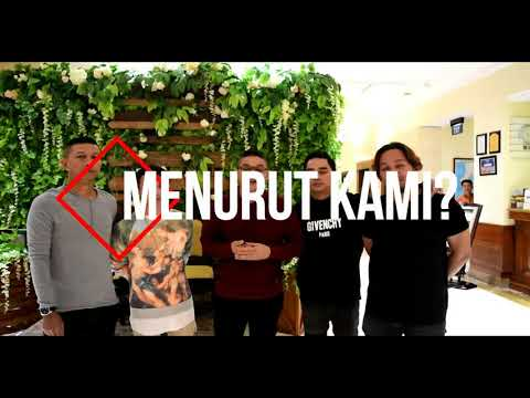 Ungu Band at Singgasana Hotel Makassar
