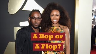 SZA - Doves in The Wind  ft. Kendrick Lamar REACTION