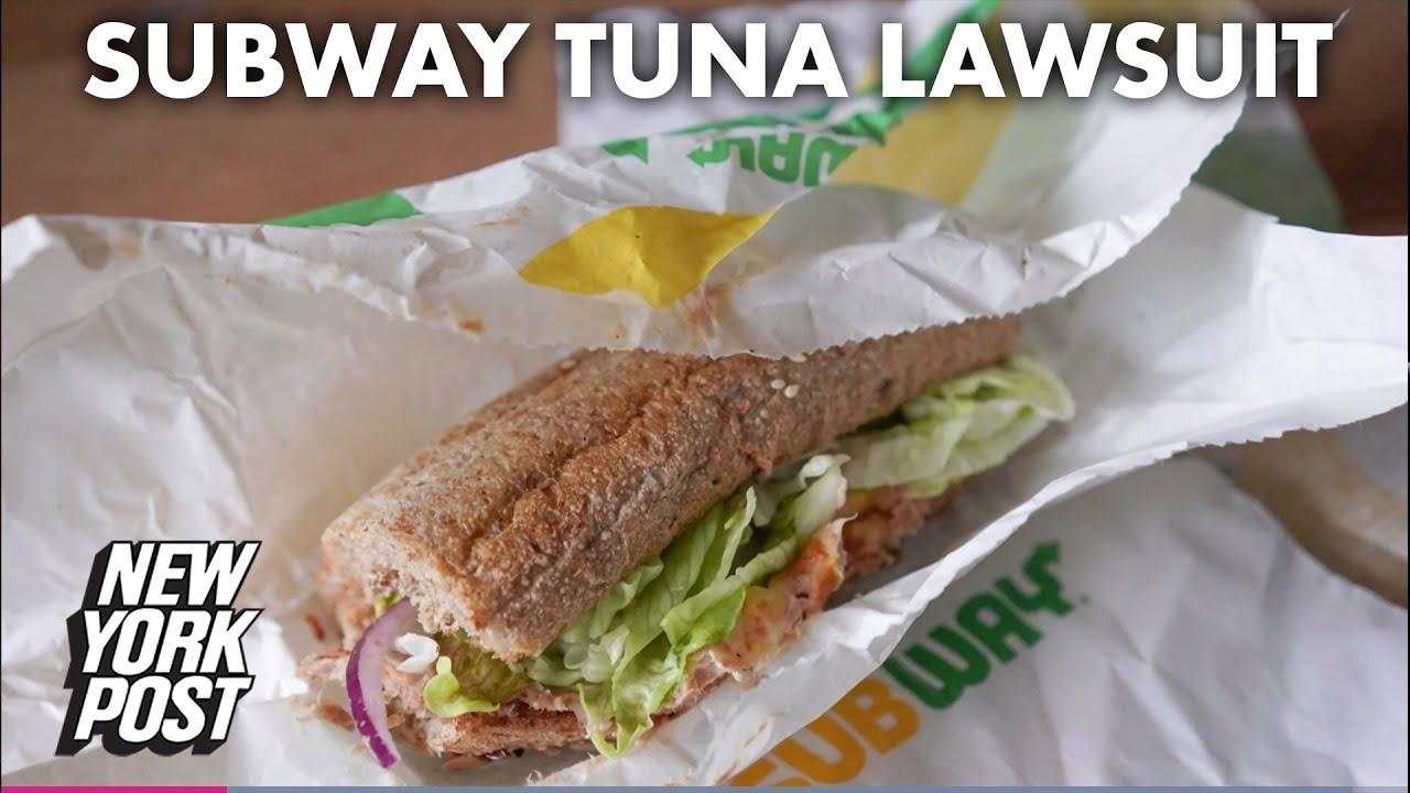 Does Subway's Tuna Contain No Actual Tuna or Fish?