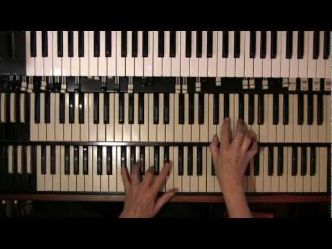 A WALK IN THE BLACK FOREST on the Hammond Organ
