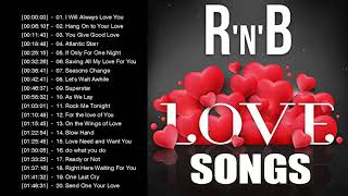 R&B Love Songs Greatest Hits Full Album - R&B Love Songs Top Hits Playlist