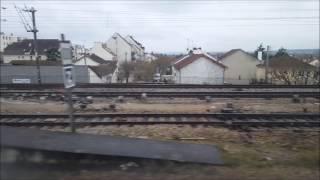 Poissy-Marne-la-Valée en MI09 (RER A)