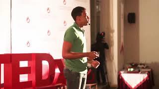 Getting hooked on what you love doing | Abdulsamad Opeyemi Aliyu | TEDxCIU