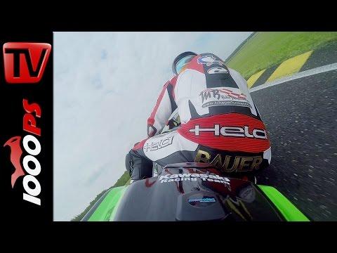 Kawasaki Ninja ZX-10R | Onboard mit Martin Bauer | Pannoniaring