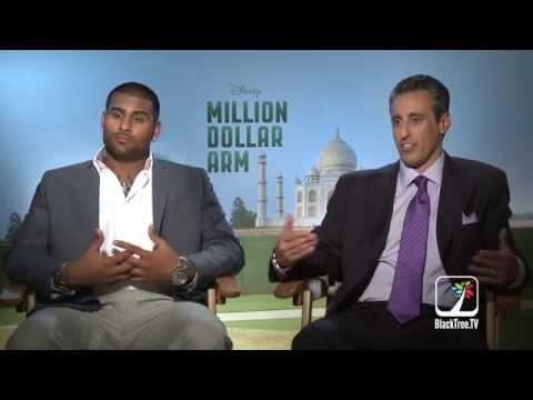 JB Bernstein And Rinku Singh Talk Million Dollar Arm