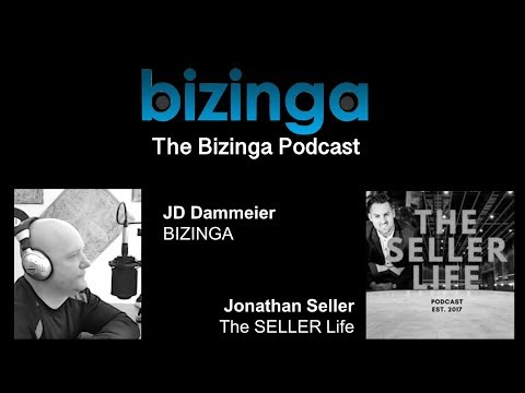 Podcast with The Seller Life - Jonathan Seller