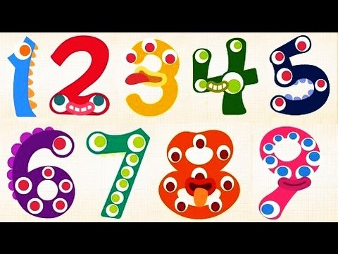 Starfall Numbers Best Numbers Counting Learning 1 20 App For Kids