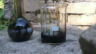 How to make Manganese (II) chloride + Thank you