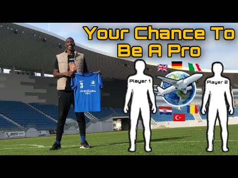 NEW CHALLENGE - Your Chance To Be A Pro