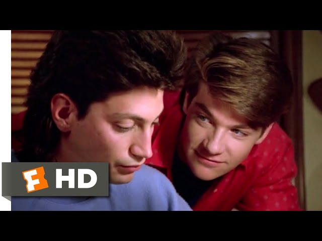 Teen Wolf Too (1987) - You've Become a Jerk Scene (9/12)   Movieclips