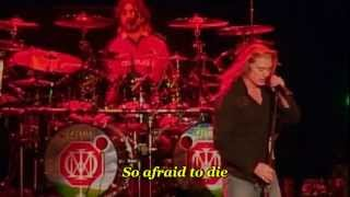 Dream Theater - Panic attack ( Live in Chile ) - with lyrics