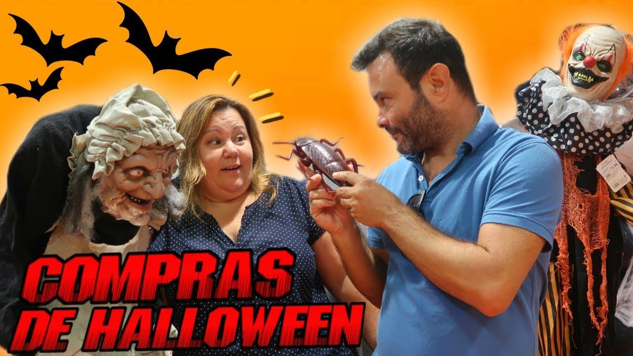 Compramos Todo Lo De Halloween 2019 Preparando Halloween Youtube