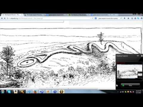 Great Serpent Mound - Decoded