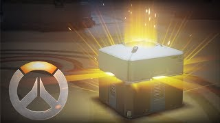 100 Loot Box Opening (All Earned, 2 Archive, 28 General, and 70 Anniversary) (NO COMMENTARY)
