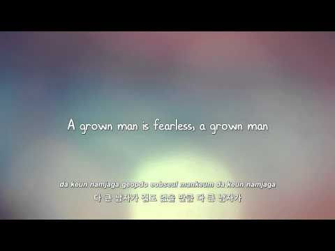 FT Island- 다 큰 남자가... (A Grown Man...) lyrics [Eng. | Rom. | Han.]