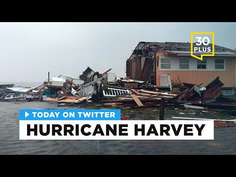 '#HurricaneHarvey could cost billions in property damage excluding the flooding' | Today on Twitter