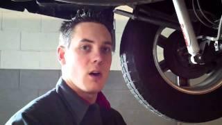 4 Wheel drive service