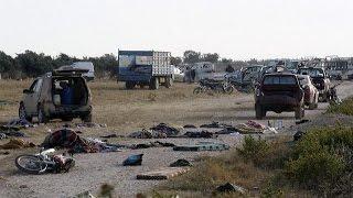 Война в Сирии. Там где смерть.