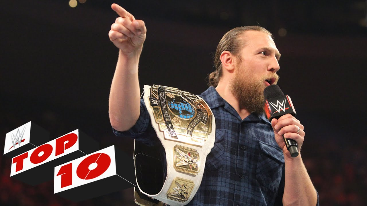 Download Top 10 WWE Raw Moments: May 11, 2015