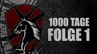 DIE APOKALYPTISCHEN REITER- 1000 Tage Folge 1 (OFFICIAL BEHIND THE SCENES)