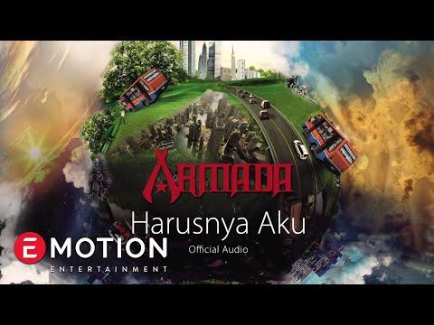 Armada - Harusnya Aku (Official Audio)