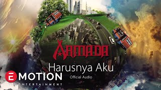 Download Armada - Harusnya Aku (Official Audio)