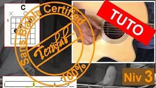 Octobre - Francis Cabrel [Tuto guitare] by Terafab