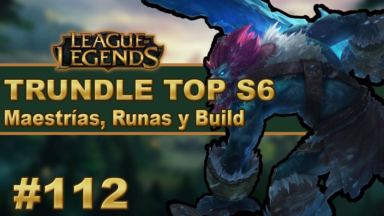 Trundle Build Top Season