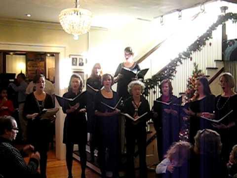 NIGHTINGALE CHRISTMAS SONGS - DECEMBER 2011