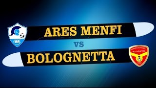 Finale Play Off: Ares Menfi - Bolognetta 4 - 1