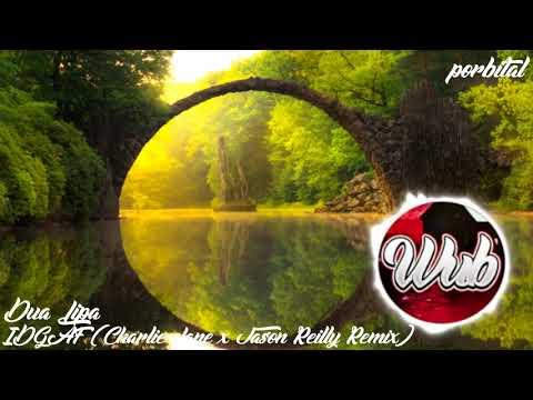 [Future Bass] Dua Lipa - IDGAF (Charlie Lane & Jason Reilly Remix)