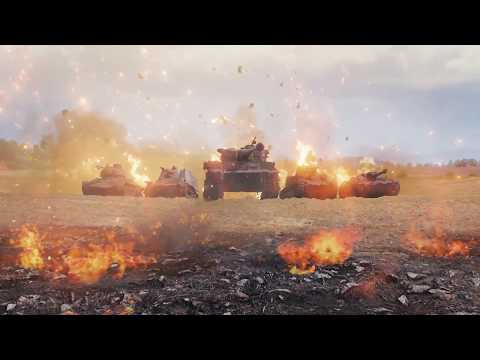 OST World of Tanks 1.0 – Intro Login 2018 (screen)