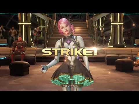 Tekken 7 PS4 Ultimate Tekken Bowl with Alisa