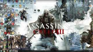 How to mod xbox 360 Savegames with Horizon / Assassins creed 3 100% [DE]