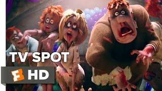 Hotel Transylvania 2 TV SPOT - Monster Fun Halloween Party (2015) - Adam Sandler Animated Movie HD