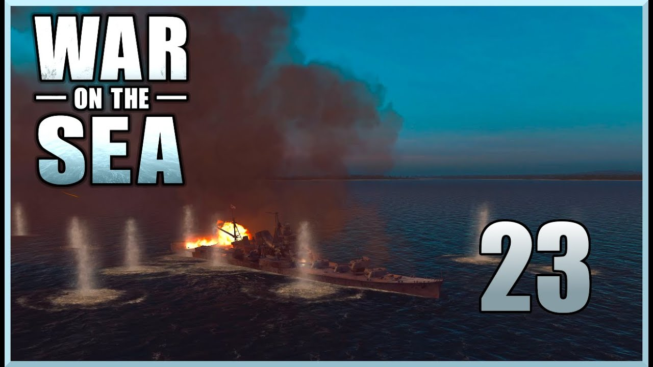 Download War on the Sea: Campaign : Ep 23 - Small Caliber Surface Battle