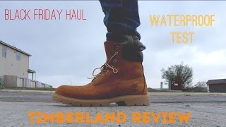 Timberland On Foot Review + November Pick-Ups Thumbnail