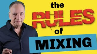 RULES OF MIXING AND MUSIC PRODUCTION [2020-CAN YOU BREAK THEM?]