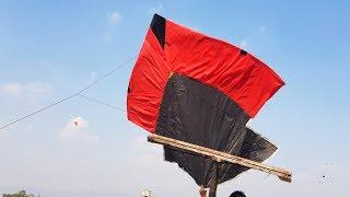 Basant 2019 Islamabad i10 City | Red Big Kite on Pakistan Basant 2019 Video